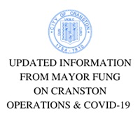UPDATED INFORMATION FROM MAYOR FUNG ON CITY OPERATIONS & COVID-19