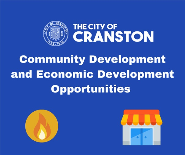 Community Development and Economic Development Opportunities