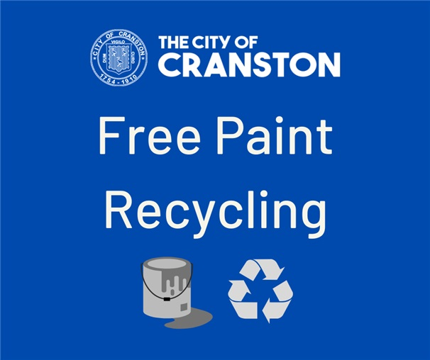 Free Paint Recycling Event